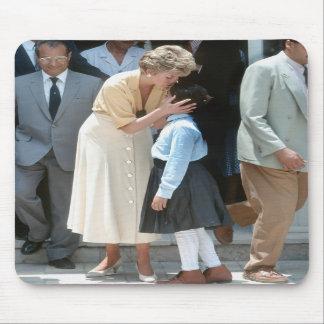 No.56 Princess Diana Egypt 1992 Mousemats