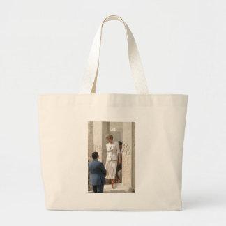 No.57 Princess Diana Egypt 1992 Canvas Bags
