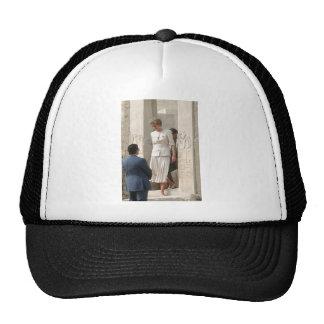 No.57 Princess Diana Egypt 1992 Trucker Hat