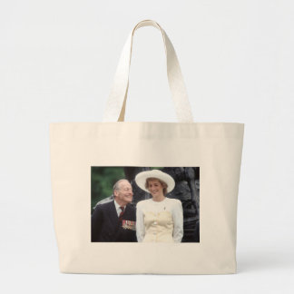 No.58 Princess Diana London 1989 Canvas Bags