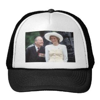 No.58 Princess Diana London 1989 Trucker Hat