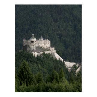 No.5 Hohenwerfen Castle Austria Postcard