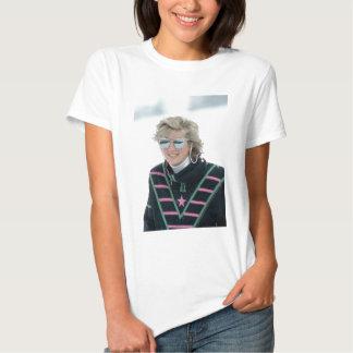 No.5 Princess Diana, Austria 1988 Tee Shirt