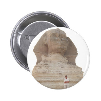 No.61 Princess Diana Egypt 1992 Button