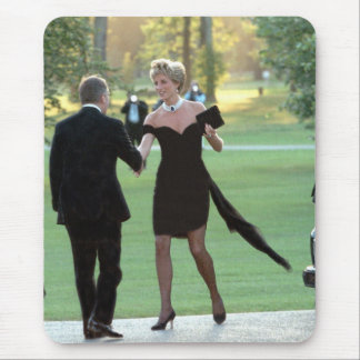 No.62 Princess Diana Vanity Fair Mouse Pad