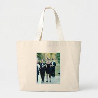 No.63 Princess Diana Vanity Fair Large Tote Bag
