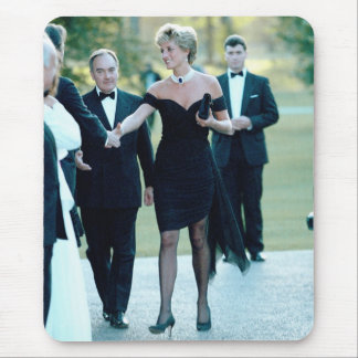 No.63 Princess Diana Vanity Fair Mouse Pad