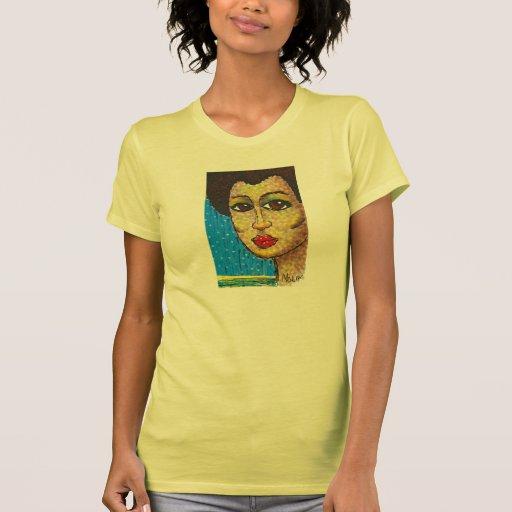 No. 64 - Arte de Digitaces (limón) Camiseta