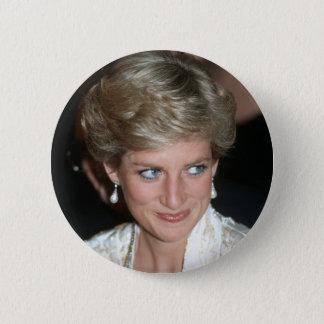 No.64 Princess Diana New York City 1989 Button