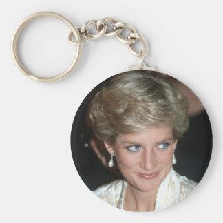 No.64 Princess Diana New York City 1989 Keychains