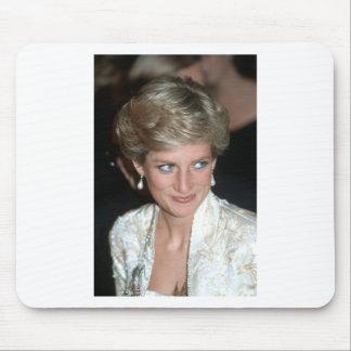 No.64 Princess Diana New York City 1989 Mouse Pad