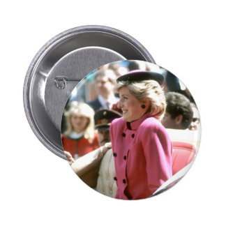 No.65 princesa Diana Viena 1986 Pins