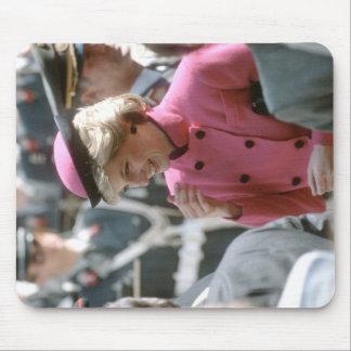 No.66 Princess Diana Vienna 1986 Mouse Mat