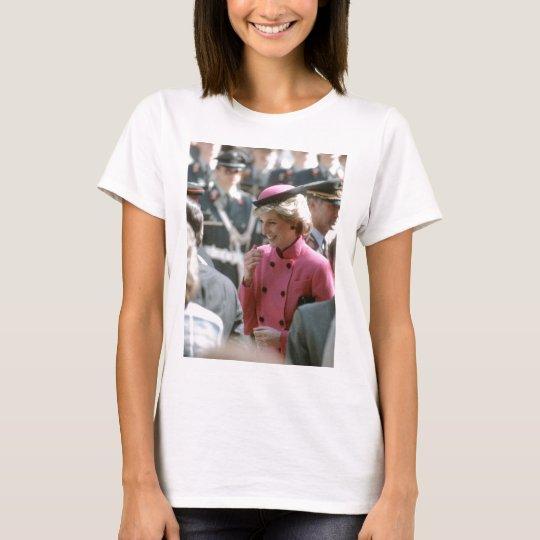 No.66 Princess Diana Vienna 1986 T-Shirt