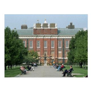 No.67 Kensington Palace Postcard