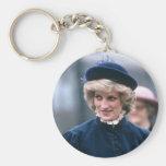 No.67 princesa Diana Nottingham 1985 Llavero