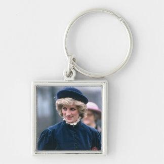 No.67 Princess Diana Nottingham 1985 Key Chain