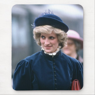 No.67 Princess Diana Nottingham 1985 Mouse Pad