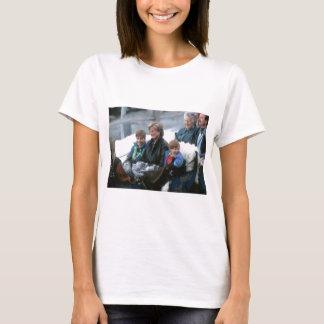 No.69 William, Diana and Harry Lech 1993 T-Shirt
