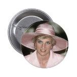No.70 princesa Diana el Camerún 1990 Pins
