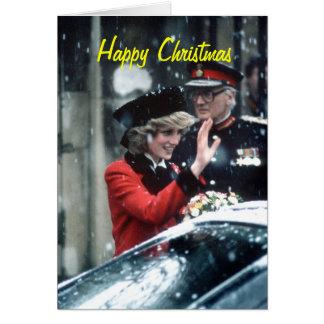 No 73 Princess Diana Cambridge 1985 Cards