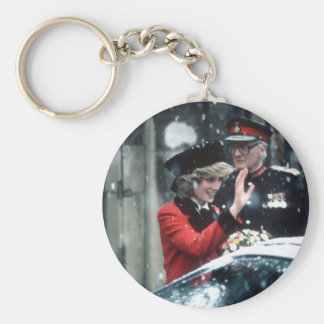No.73 Princess Diana Cambridge 1985 Key Chain