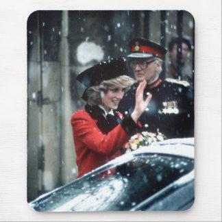 No 73 Princess Diana Cambridge 1985 Mouse Pad