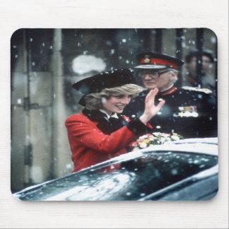 No.73 Princess Diana Cambridge 1985 Mouse Pad