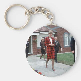 No.77 Princess Diana Chartham 1990 Key Chain