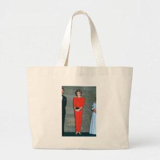 No.79 Princess Diana Melbourne 1985 Tote Bag