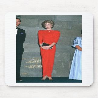 No.79 Princess Diana Melbourne 1985 Mousepads