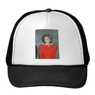 No.80 Princess Diana Melbourne 1985 Trucker Hat