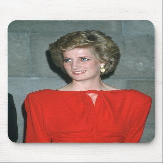 No.80 Princess Diana Melbourne 1985 Mouse Mats