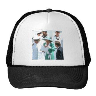 No.81 Princess Diana, Sydney 1988 Trucker Hat