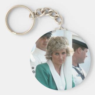 No.82 Princess Diana Sydney 1988 Key Chains
