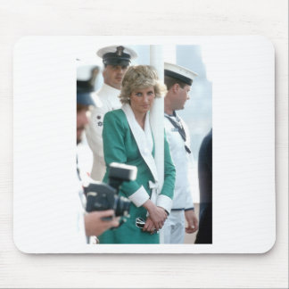 No.82 Princess Diana Sydney 1988 Mousemats