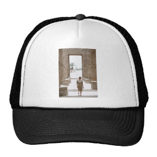 No.84 Princess Diana Luxor Egypt 1992 Trucker Hat