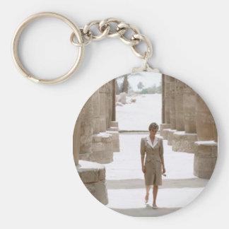 No.84 Princess Diana Luxor Egypt 1992 Key Chains