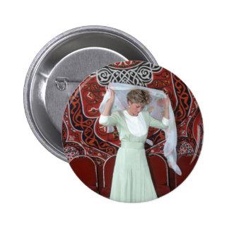 No.85 Princess Diana Cairo 1992 Button