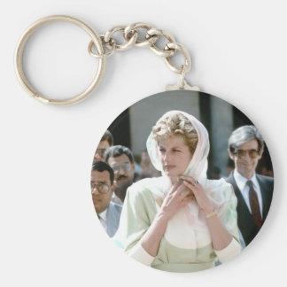 No.86 Princess Diana Cairo 1992 Keychains