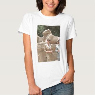 No.89 Princess Diana Luxor 1992 Tee Shirt