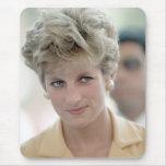 No.90 princesa Diana Egipto 1992 Alfombrilla De Ratón
