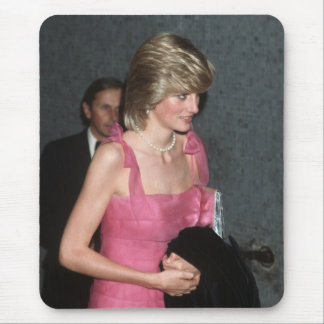 No.91 Princess Diana London 1983 Mouse Pad
