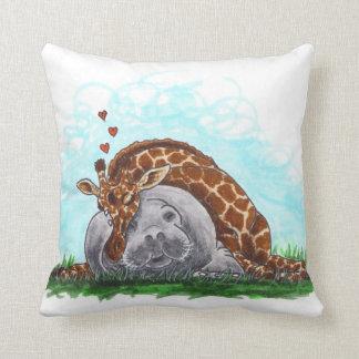 No.94 Love Throw Pillow