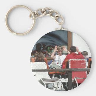 No.94 Princess Diana Austria 1991 Key Chain