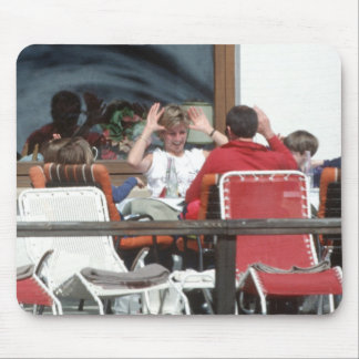 No.94 Princess Diana Austria 1991 Mousemat