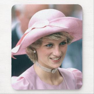 No.97 princesa Diana Tetbury 1985 Mouse Pad