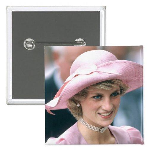 No.97 princesa Diana Tetbury 1985 Pins