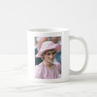 No.97 princesa Diana Tetbury 1985 Tazas De Café
