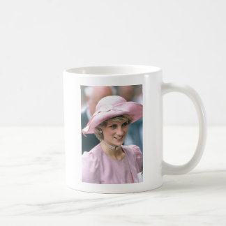 No.97 Princess Diana Tetbury 1985 Coffee Mug